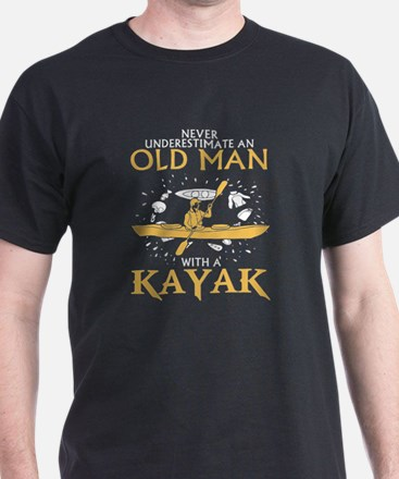 Cute Kayaker T-Shirt