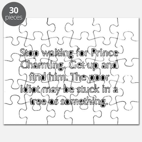 Unique Prince charming Puzzle