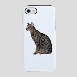 Savannah Cat iPhone 8/7 Tough Case