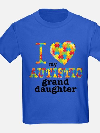 Autistic Granddaughter T