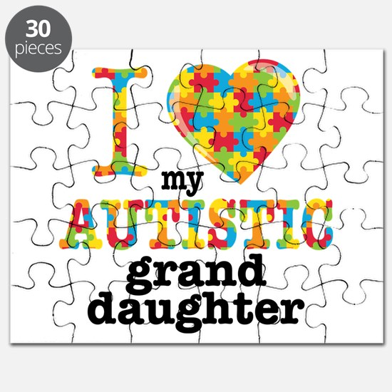 Autistic Granddaughter Puzzle