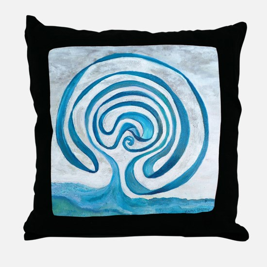 Cute The labyrinth Throw Pillow