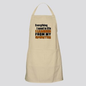 I Learned From My Spinster Apron