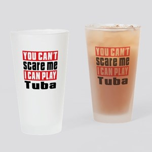 I Can Play Tuba Drinking Glass