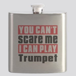 I Can Play Trumpet Flask