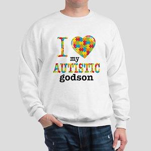 Autistic Godson Sweatshirt