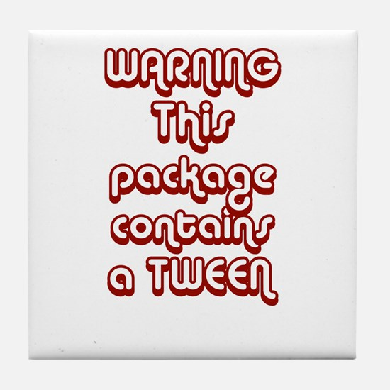 WARNING~This package contains Tile Coaster