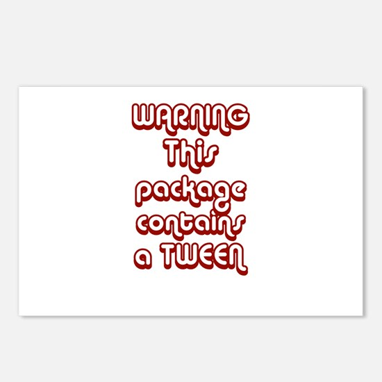WARNING~This package contains Postcards (Package o
