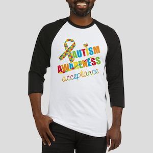 Autism Acceptance Baseball Jersey