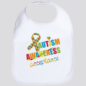 Autism Acceptance Bib