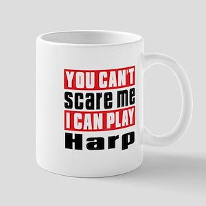I Can Play Harp Mug