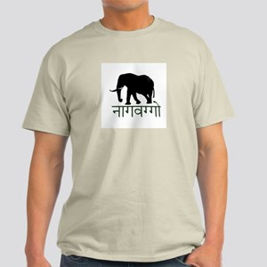 Buddhist Elephant Light T-Shirt