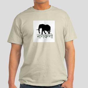 Buddhist Elephant Light T-Shirt