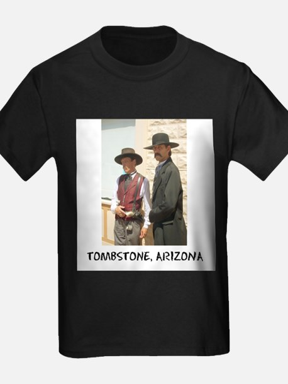 Wyatt Earp & Doc Holliday T-Shirt ( T-Shirt