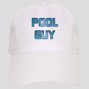 Pool Guy Baseball Cap