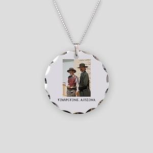 wyattanddocshirt Necklace Circle Charm