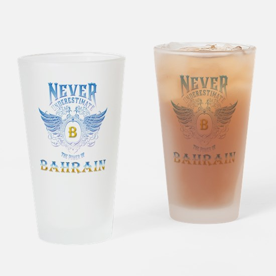 never underestimate the power of Ba Drinking Glass
