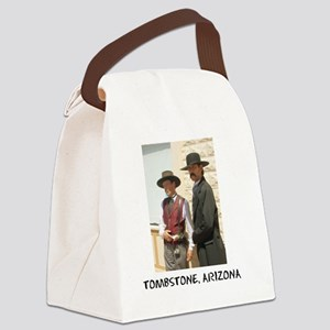 wyattanddocshirt Canvas Lunch Bag