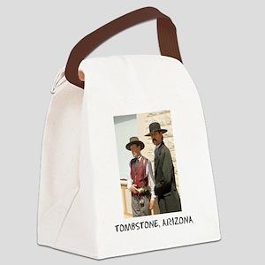 wyattanddocshirt Canvas Lunch Bag