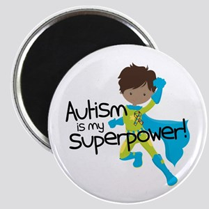 Autism Superpower Ethnic Magnet