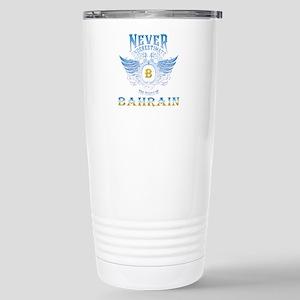never underestimate the power of Bahrain Mugs