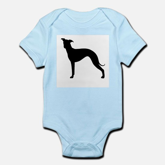 Greyhound Two 1 Body Suit