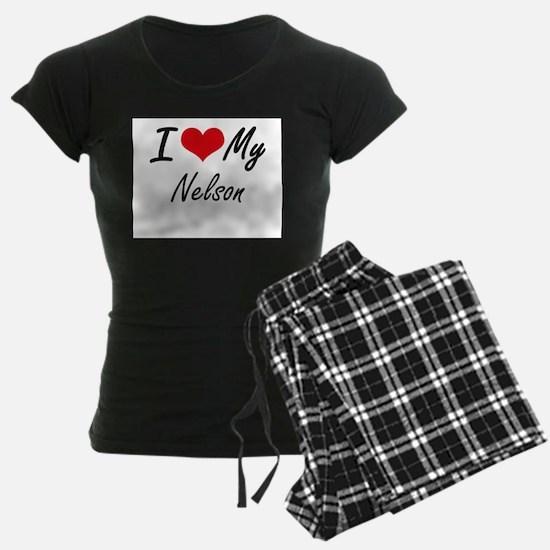 I Love My Nelson Pajamas