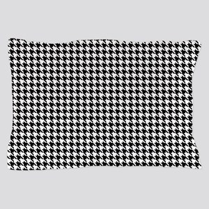 Houndstooth pattern Pillow Case