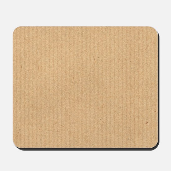 Kraft paper Mousepad