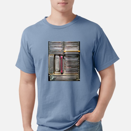 Mississippi Sax Harmonica Collection T-Shirt