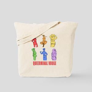 Strike a Pose Tote Bag