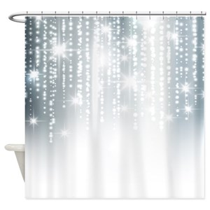 Bling Shower Curtains