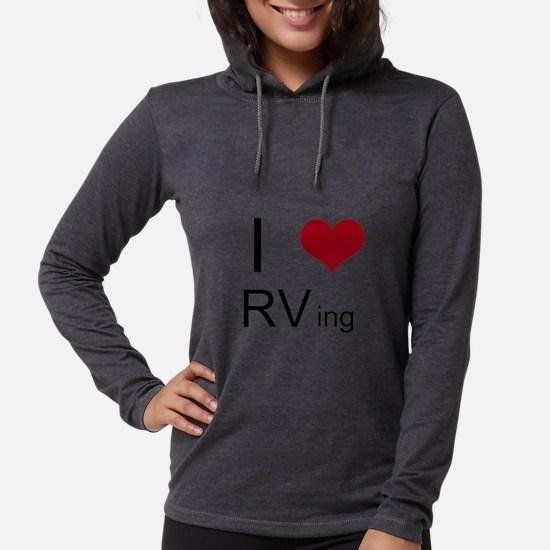 I love RVing Long Sleeve T-Shirt