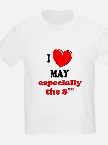 May 8th T-Shirt
