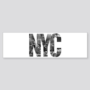 NYC Bumper Sticker