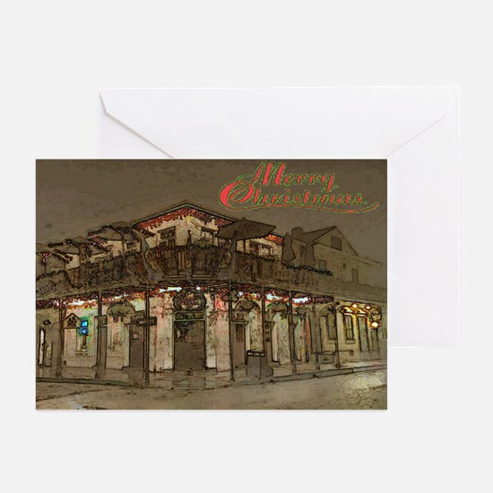 MArigny Christmas Art Greeting Cards (Pk of 20