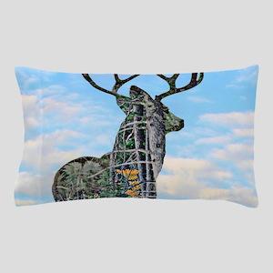 Forest buck merge Pillow Case