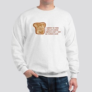 Grilled Cheese Sweatshirt