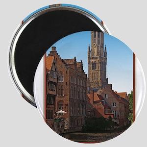 The Bruges Belfry Magnets