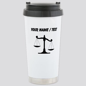 Custom Scale Of Justice Mugs