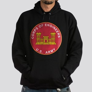 US Army Corps of Engineers Logo Hoodie