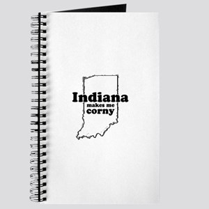 Indiana makes me corny ~ Journal