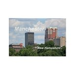 Manchester Rectangle Magnet (10 pack)