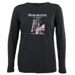 Manchester Plus Size Long Sleeve Tee