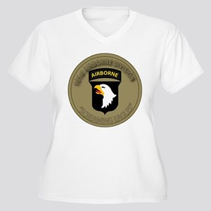 101st Airborne Screaming Eagles T-shirts Plus Size