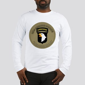 101st Airborne Screaming Eagles T-shirts Long Slee