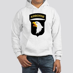 101st Airborne Division Logo Hoodie