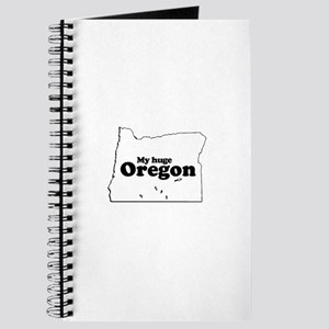 My huge Oregon ~ Journal