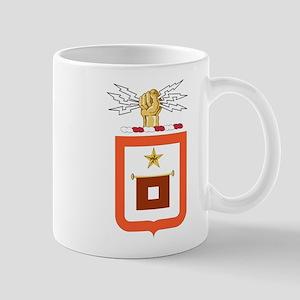 US Army Signal Corps Division Emblem Mug
