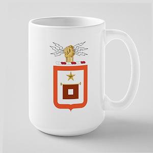 US Army Signal Corps Division Emblem Large Mug